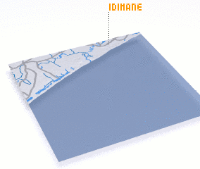 3d view of I. Dimane