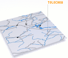3d view of Tolochka