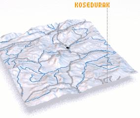 3d view of Kösedurak