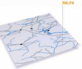 3d view of Malfa