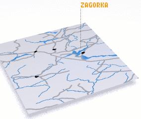3d view of Zagorka