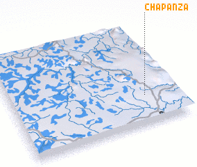 3d view of Chapanza