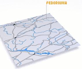 3d view of Fëdorovka