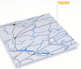 3d view of Yudino