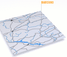 3d view of Barsuki