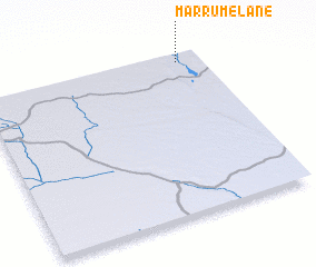 3d view of Marrumelane