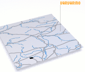 3d view of Varvarino