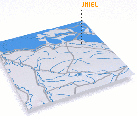3d view of Umiel