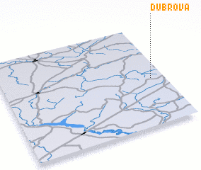 3d view of Dubrova