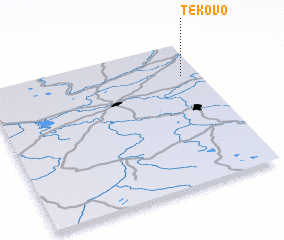 3d view of Tekovo