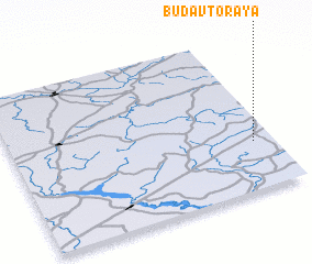 3d view of Buda Vtoraya