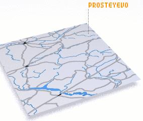 3d view of Prosteyevo