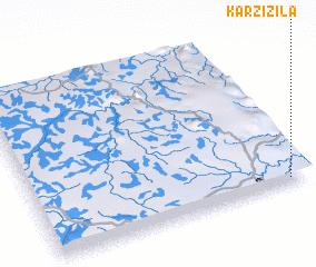 3d view of Karzizila
