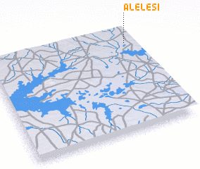 3d view of Alelesi