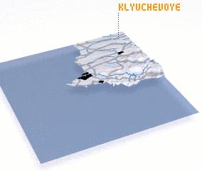 3d view of Klyuchevoye