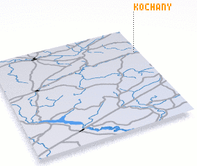 3d view of Kochany