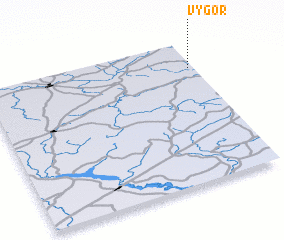 3d view of Vygor\