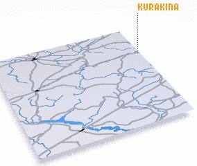 3d view of Kurakina