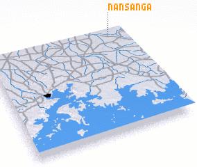 3d view of Nansanga
