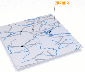 3d view of Zvanka