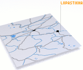 3d view of Lopastikha