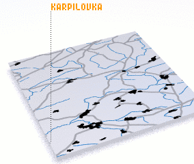 3d view of Karpilovka