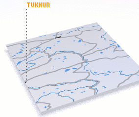 3d view of Tukhun
