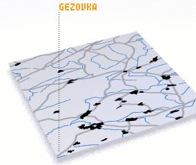 3d view of Gezovka