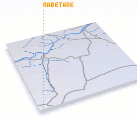 3d view of Mabetane