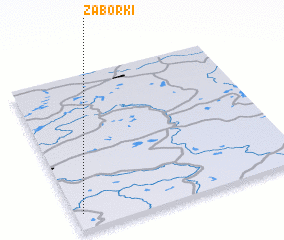 3d view of Zaborki
