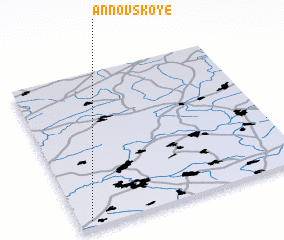 3d view of Annovskoye