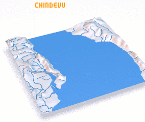 3d view of Chindevu
