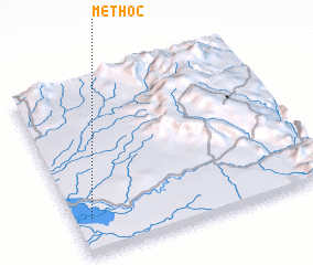 3d view of Methoc