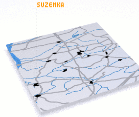 3d view of Suzëmka