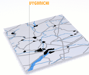 3d view of Vygonichi