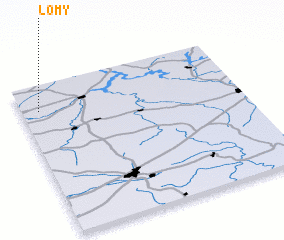 3d view of Lomy