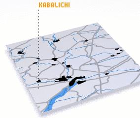 3d view of Kabalichi