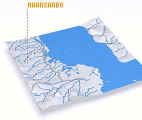 3d view of Mwansanbo