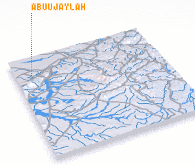 3d view of Abū 'Ujaylah