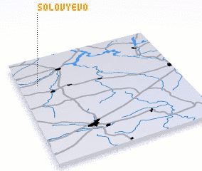 3d view of Solov\