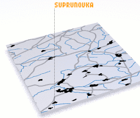 3d view of Suprunovka
