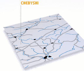 3d view of Chebyshi