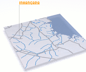 3d view of Inhangara
