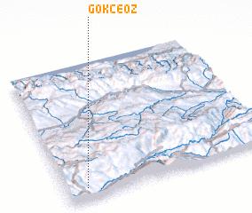 3d view of Gökçeöz