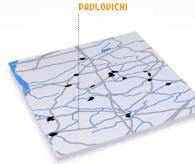 3d view of Pavlovichi