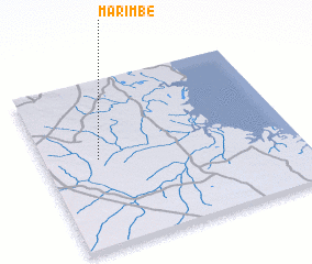 3d view of Marimbe