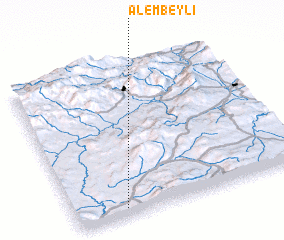 3d view of Alembeyli