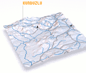 3d view of Kunduzlu