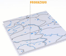 3d view of Prokazovo