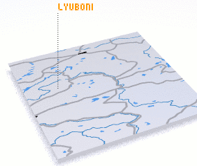 3d view of Lyuboni